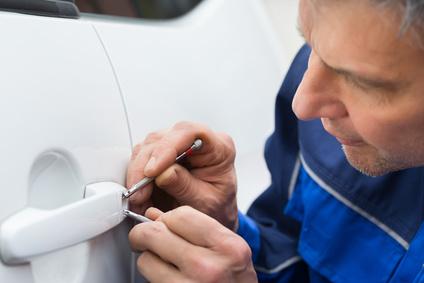 Otwieranie auta bez kluczyków